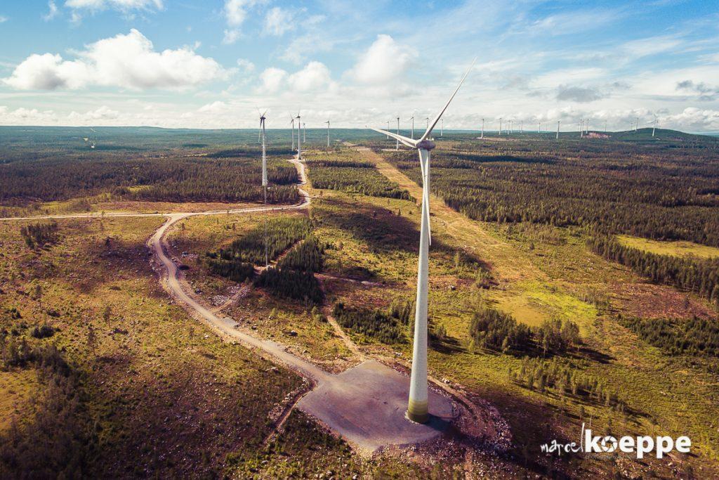 Gröna Energiinvesteringar – Förädla världen i Norrbotten
